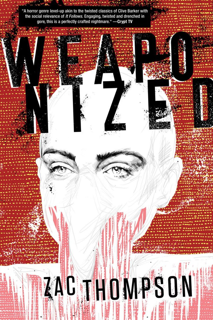 weaponized - Get Weaponized - Enter Now to Win a Copy of this Dystopian Horror Novel