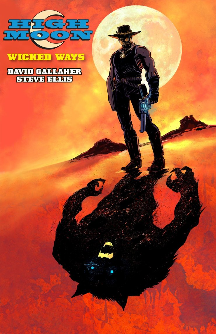 HighMoonV2SlipCase - Exclusive: Preview Pages From the Werewolf Western Comic High Moon