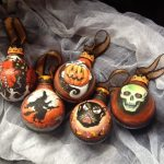 IMG 6553 2 - Check Out These Halloween Horror Ornaments by The Gnarled Branch