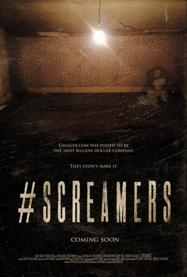 Screamers Poster - Three Additional Titles Added to Epic's Dread Central Presents Label Ahead of the American Film Market