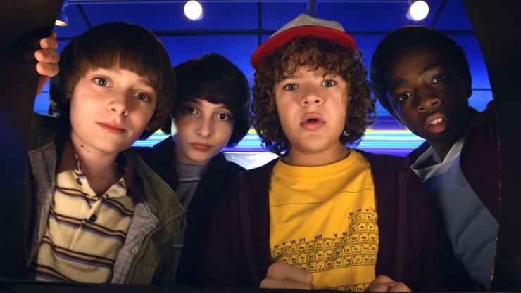 StrangerThings2x1 - Stranger Things 3 Will Begin After A Time Jump