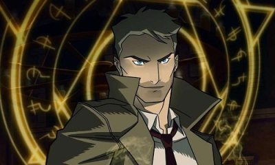 constantine key art 2 tout - Check Out the First Look Trailer For CW Seed's New Constantine Animated Series