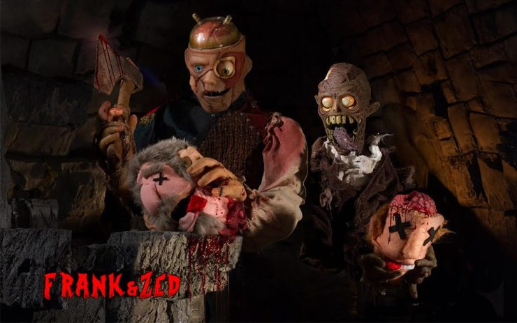 frankandzed 1 - Exclusive: Check Out the All-Puppet Horror Movie Frank & Zed With These Spooky Stills