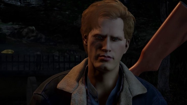 fridaythe13ththegametommyjarvis - Friday the 13th: The Game Reveals The Jarvis Tapes Created by Adam Green