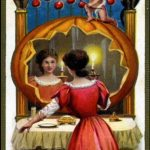victorian halloween4 - Trick-or-Sweetheart: Halloween Was Oddly Romantic in Victorian Times