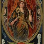 victorian halloween5 - Trick-or-Sweetheart: Halloween Was Oddly Romantic in Victorian Times