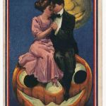victorian halloween6 - Trick-or-Sweetheart: Halloween Was Oddly Romantic in Victorian Times