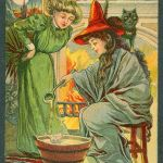victorian halloween9 - Trick-or-Sweetheart: Halloween Was Oddly Romantic in Victorian Times