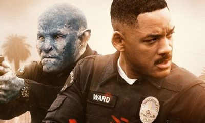 BrightFI - Check Out the Poster For Netflix's Bright Starring Will Smith and Joel Edgerton