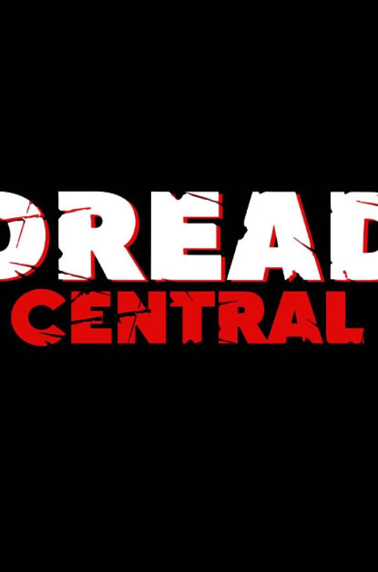 Foxwood Official Poster - Ho-Ho Horrible Imaginings Brings Yuletide Screams