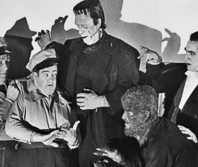 Fright Night 1985 Abbott And Costello Meet Frankenstein Fearsome Facts 8 Things You Didn