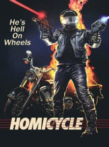 Homicycle 2015 222x300 - DVD and Blu-ray Releases: November 14, 2017