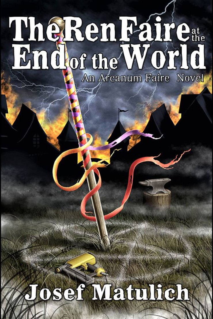 RFEWlg - Read an Exclusive Excerpt from The Ren Faire at the End of the World