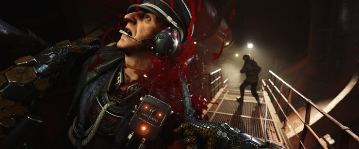 ROW Wolfenstein II Stealth 1496826977 - Wolfenstein II: The New Colossus Video Game Review - Doesn't Evolve Mechanically Enough to be Really Memorable