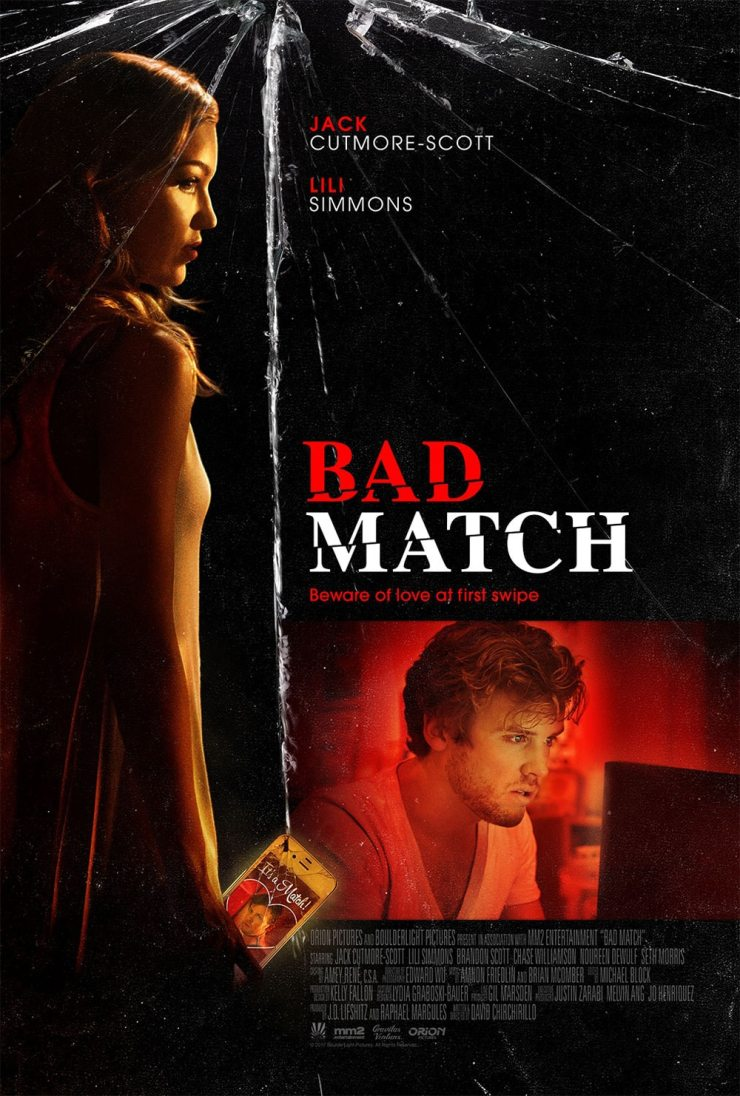 bad match poster - David Chirchirillo Gives Us The Lowdown On Bad Match
