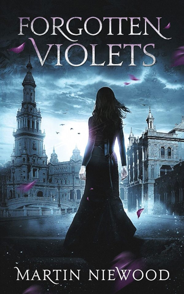 forgotten violets - Be Sure to Remember Forgotten Violets When Making Your Fall Reading List