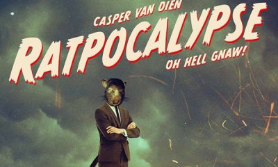 raypocalypse s - Ratpocalypse Gets a New Trailer and Poster. Oh HELL Gnaw!