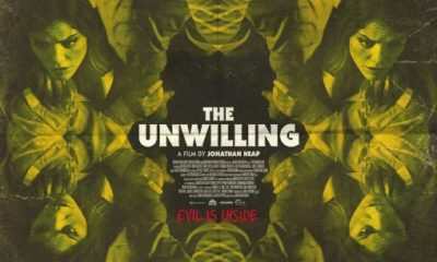 the unwilling review poster 1 - The Unwilling - British Horror Film Festival Review: A Study of How Far Humans Can Go