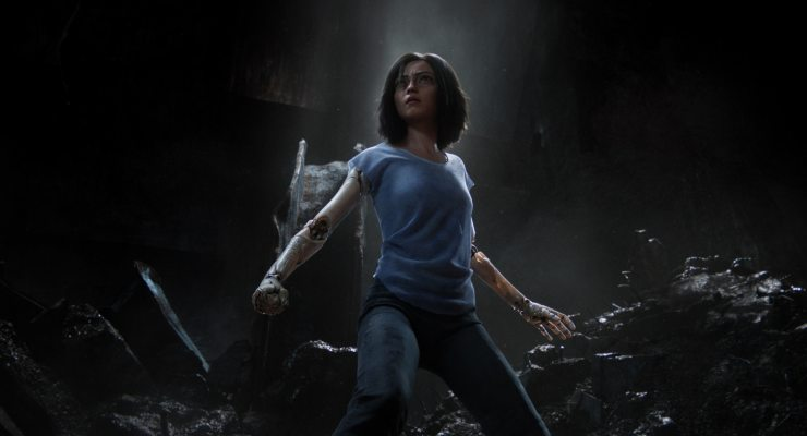 Alita 3 - Alita: Battle Angel Ready to Kick Cyborg Butt!