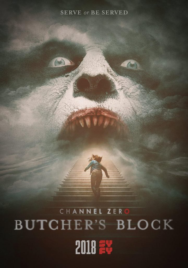 Butchers Block - Check Out the Poster for Channel Zero: Butcher's Block