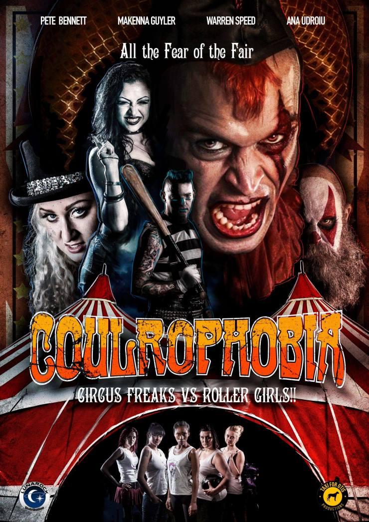 Coulrophobia2 1 - Coulrophobia Now Clowning Around on DVD and Digital
