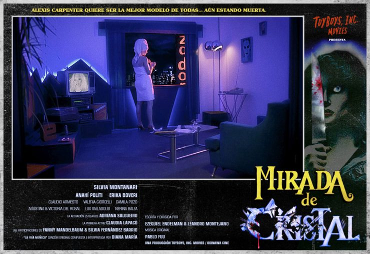 Crystal Eyes5 1 - Giallo Makes A Comeback With Crystal Eyes