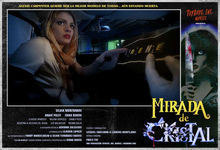 Crystal Eyes7 1 - Giallo Makes A Comeback With Crystal Eyes