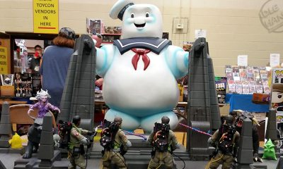 Diamond Select Ghostbusters Action Figures Build a Rooftops - Diamond Select Ghostbusters Rooftop to DIE For!
