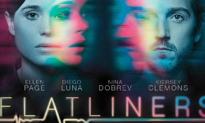 Flatliners blu rays - Go Behind the Scenes of Flatliners with This Exclusive Clip