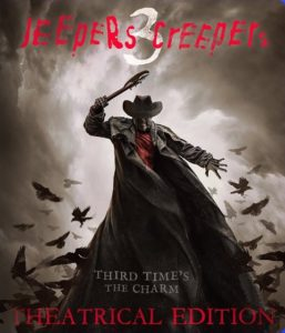 Jeepers Creepers 3 2017 257x300 - DVD and Blu-ray Releases: December 26, 2017