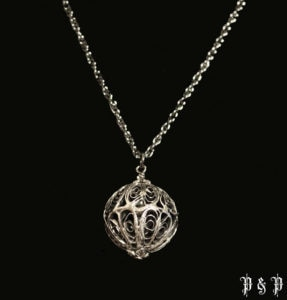RosemaryBaby Necklace 287x300 - 10 Ghoulish Gifts for the Horror-Loving Lady in Your Life by Staci Layne Wilson