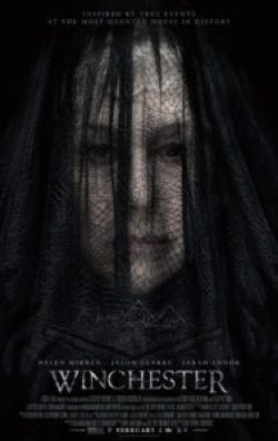 Winchester OneSheet 189x300 - Winchester Review – Helen Mirren Shines as Elusive Heiress Haunted by Sorrow