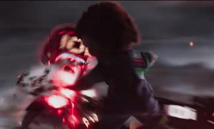 chucky ready player one 1 - Did You Catch Chucky and King Kong's Cameo in the Trailer For Steven Spielberg's New Movie?