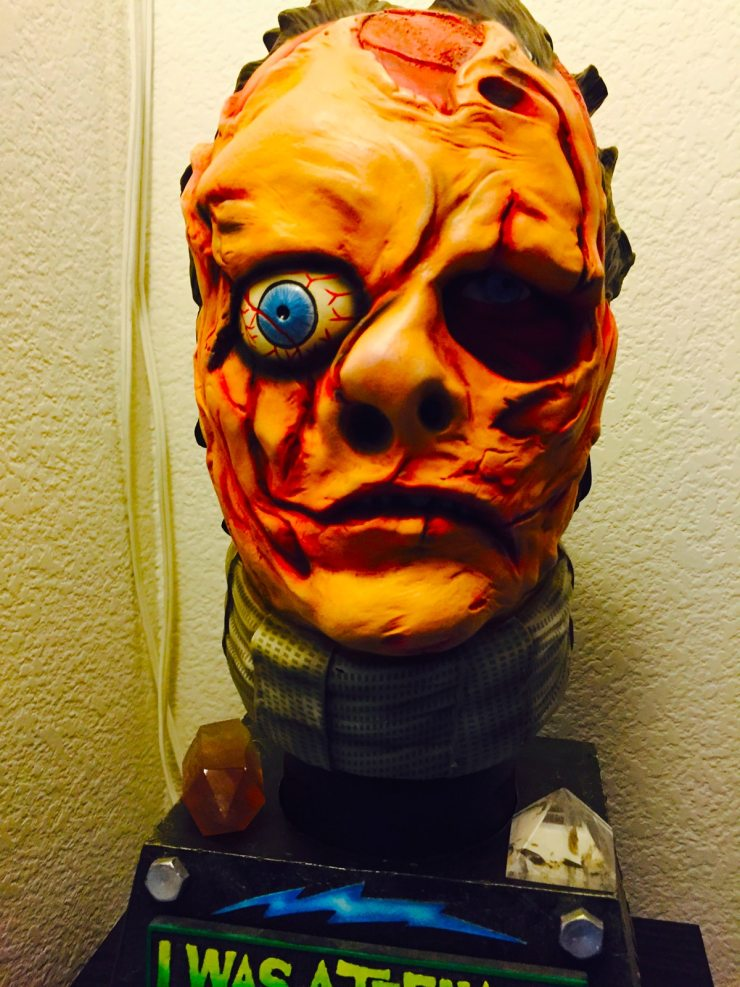 "executive replica frank - Best Horror Christmas Gifts Given and Received - Steve ""Uncle Creepy"" Barton"