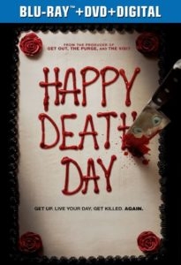 Happy Death Day 2017 205x300 - DVD and Blu-ray Releases: January 16, 2018