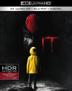 It 2017 238x300 - DVD and Blu-ray Releases: January 9, 2018