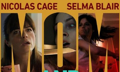 MomandDad Copy - Check Out the Poster for Mom and Dad Starring Nicolas Cage and Selma Blair