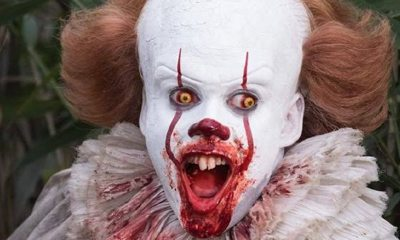 Pennywise2 Copy - Description of IT: CHAPTER TWO Footage Screened at Brazil Comic Con