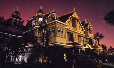 WInchester Night Shot 1 - Winchester - Beautiful New Poster Release Builds on Terror