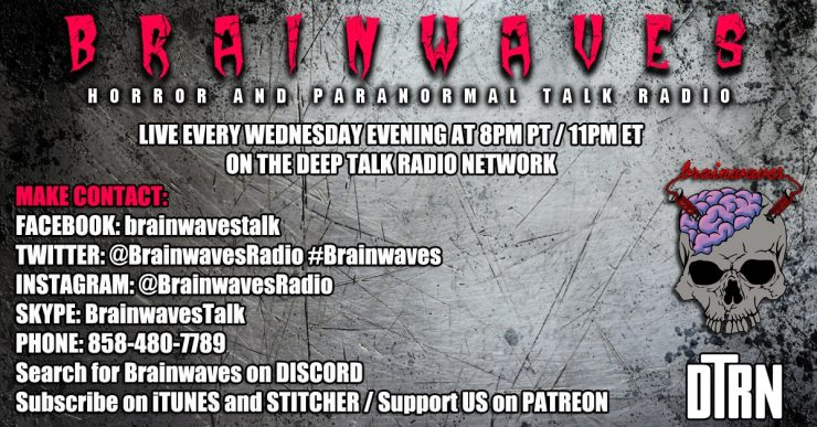 brainwaves contact - TONIGHT! #Brainwaves Episode 80: Legendary Actress Adrienne Barbeau