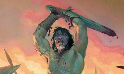 conan marvel 1 - Conan the Barbarian Comics Returning to Marvel Next Year