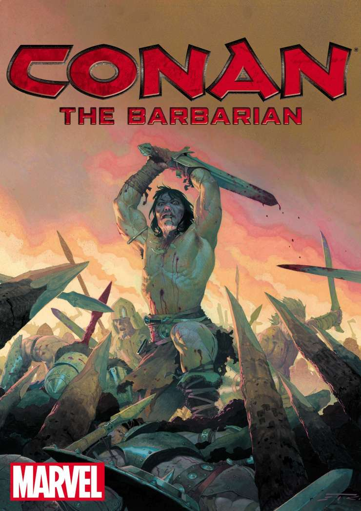 conan marvel3 1 - Conan the Barbarian Comics Returning to Marvel Next Year