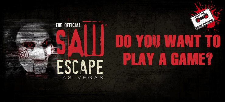 saw escape - Exclusive: Saw Escape Room Las Vegas Review, Video Interviews with Creator Jason Egan and Series Star Tobin Bell