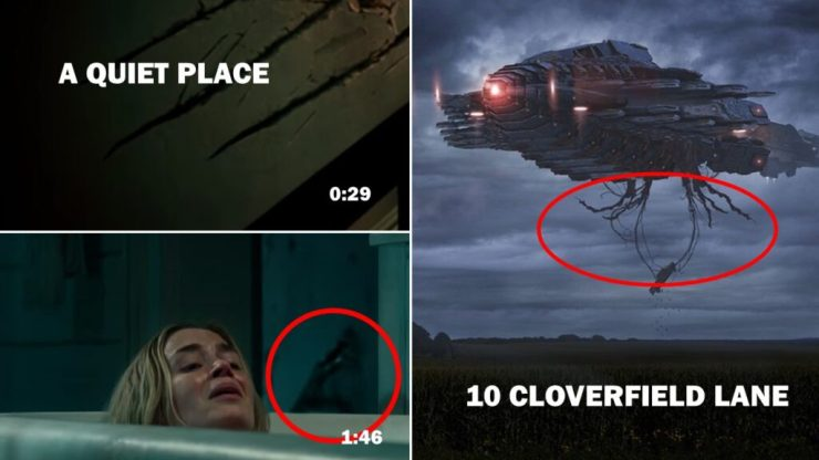 A Quiet Place 10 Cloverfield Connections 2 1024x576 - Here's Why Some People Think A Quiet Place is a Secret Cloverfield Movie