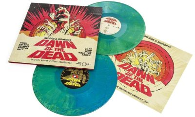 Dawn of the Dead Waxwork - Goblin's Complete Dawn of the Dead Score Hits Vinyl via Waxwork this Tuesday