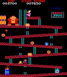 Donkey Kong Gameplay - Theory: Super Mario is in the Same Universe as the Xenomorph From Alien