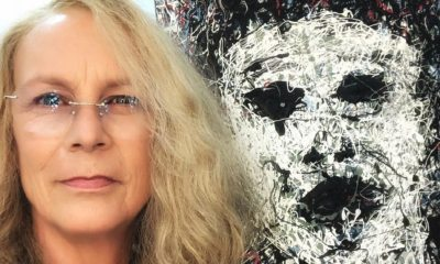 """Halloween - Jamie Lee Curtis Says Blumhouse Halloween Will Make Us """"Very Happy and VERY Scared"""""""