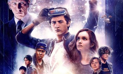 ReadyPlayerOne Copy - Ready Player One Poster is Pure 80's Nostalgia