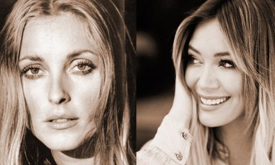 Hilary Duff Sharon Tate