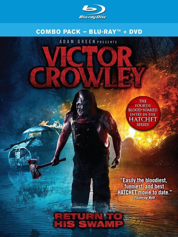 Victor Crowley Win a Copy of the Bluray Along With a
